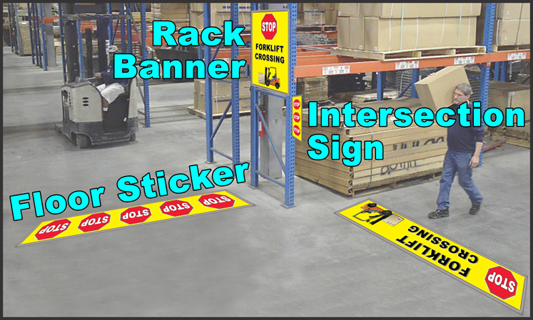 Forklift Intersection Safety 12 18
