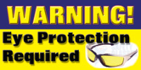 safety banners product number 1722