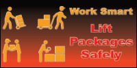 safety banners product number 1435
