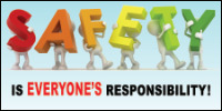safety banners product number 1420
