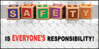 safety banners product number 1451
